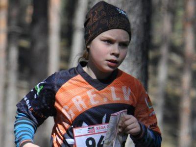 Ogres orientieristi Rīgas kausos 2019
