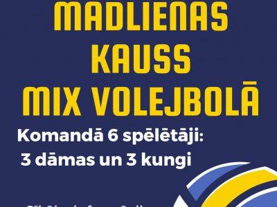Madlienas kauss MIX Volejbolā