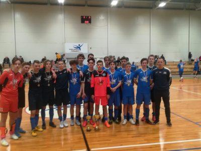 LFF Vidzemes jaunatnes čempionāts futbolā telpās 2003./04.g. dzimušajiem futbolistiem