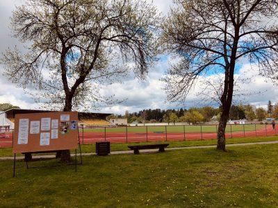 Ogres novada sporta centrā atsākušies klātienes treniņi un nodarbības