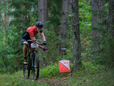 Ogrēnietis Andris Sarksņa Latvijas čempions velo orientēšanās