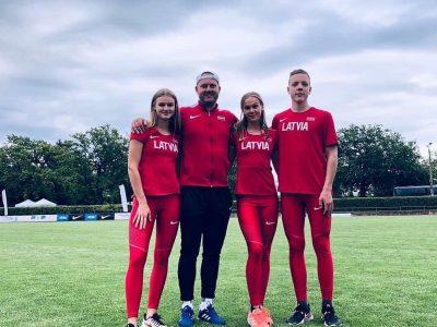 Baltijas komandu čempionāts daudzcīņās