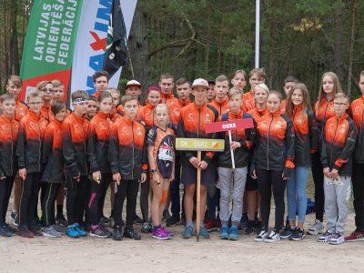 Garezeros noskaidroti Latvijas čempioni vidējā distancē un stafetē