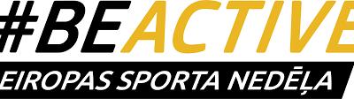 Eiropas sporta nedēļa 2020 #BeActive