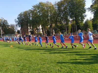Motivācija un komandas saliedēšanās jaunajiem futbolistiem